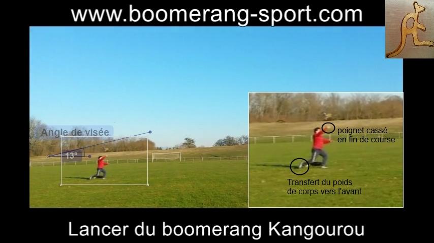 Boomerang Kangourou