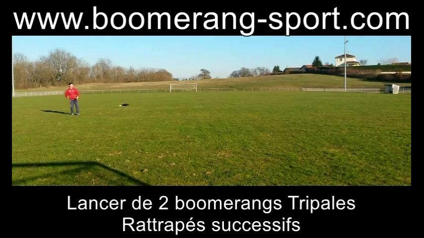 Boomerang Tripale